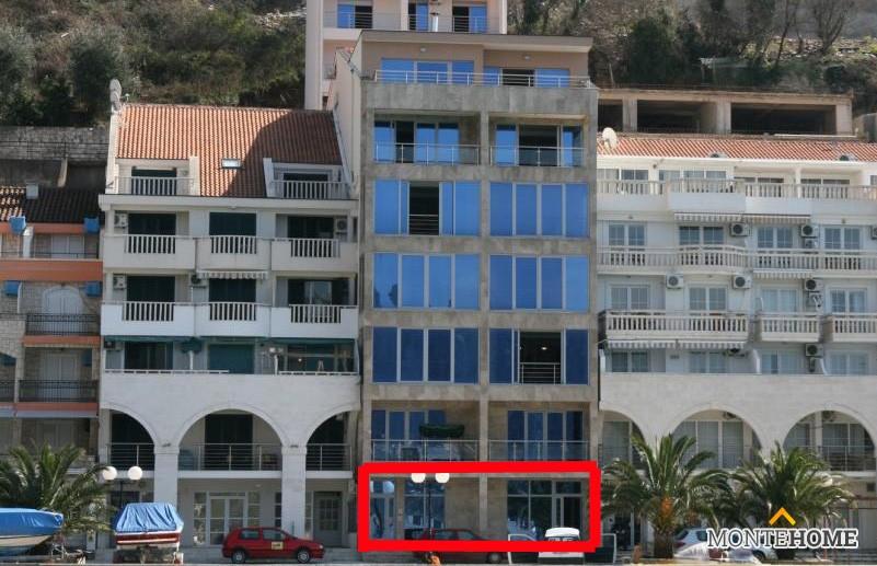 Апартаменты в черногории на берегу моря