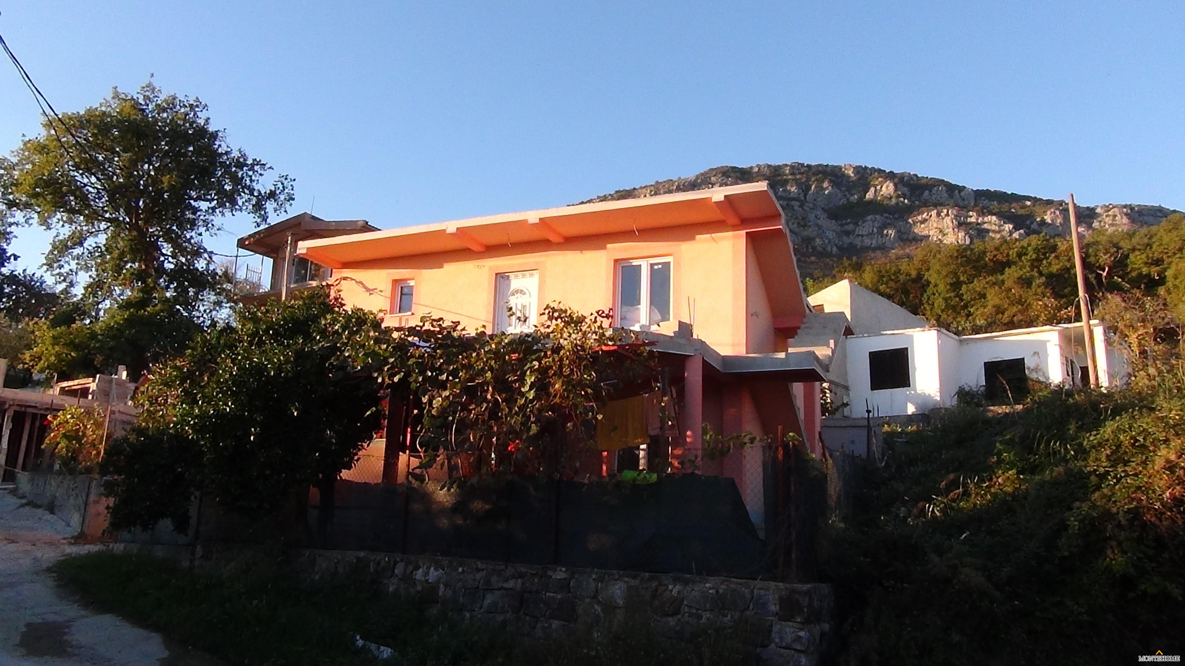 Дешевые дома в черногории